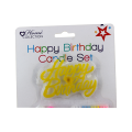 Party Birthday Spiral Candles Velas Home Scents