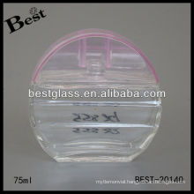 75ml glass perfume bottle