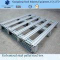1210 CE-Approved Rack Galvanized Steel Pallet