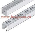 Strut C Channel / Unit-Strut Channel / Unitstrut Canal C Made in China Roll formando a máquina Singpore