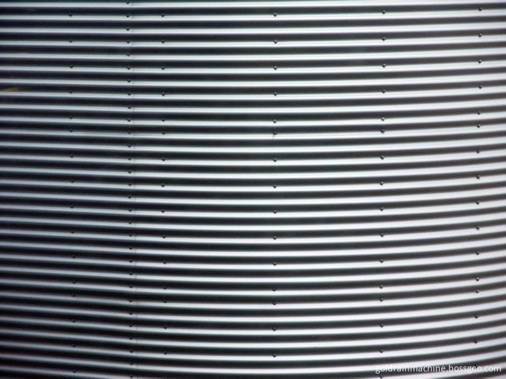 Corrugated Steel Silo