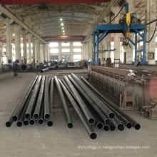 Гальванизированный металлический столб