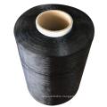 Dope dyed black High Tenacity Polyester Yarn 1110dtex/192f