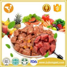 Perro de Aplicación de Alimentos Enlatados con Sabor de Buey