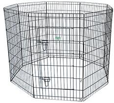 Mesh steel pet cages