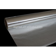 Aluminum Foil Woven Fabric/Woven Insulation Material With Aluminum Foil and Bubble