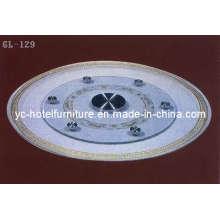 Meubles de salle à manger épais et paresseux (CH-ZP04)