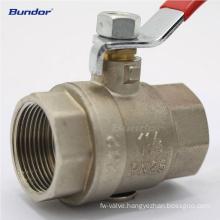 Bundor China female ball valve 10 16 Mpa 2PC ball valve manufacturer