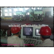 A192 galvanized round steel pipe price per kg