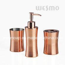 Розовое золото из нержавеющей стали Аксессуары для ванной / Аксессуары для ванной / Набор для ванной / Набор для ванной комнаты