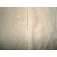 Tissu en tricot à laine molle de chanvre