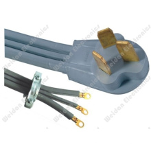 North Amerca Plug Dryer Power Cable, 10-50p