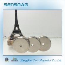 Постоянный магнитный узел с ферритовым магнитом Rb-40