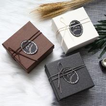 Boîte d'emballage cadeau ceinture portefeuille