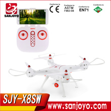 X8 Updated Version Syma X8SW FPV RC Headless Quadcopter Drone With Hover Function HD Wifi Camera
