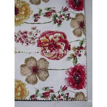más que el algodón de quinientos patrones lona textil