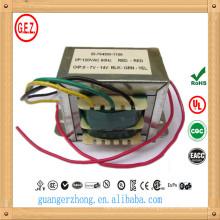 Одобренный UL cqc сертификации 230В AC 12 DC трансформатор