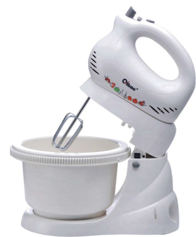 Stand Mixer with Scale