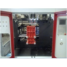 PVC extrusion blow molding machine