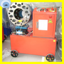Machine de rabattement de tuyau en caoutchouc de machine de rabattement Machine de rabattement de tuyau de rabattement en caoutchouc