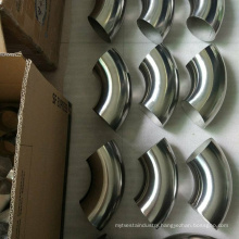 """304/306 stainless steel mandrel bends 4"""" inch diameter factory elbow pipes"""