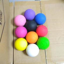 New Fashion Design for Custom Massage Ball Natural Rubber Lacrosse Ball export to Portugal Suppliers