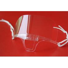 Plasctic Transparent Face Mask (MK-007)