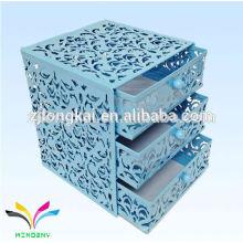 Racks de arquivo de caixa de escritório multi-line com gaveta personalizada aceita com logotipo