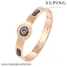 51499- Xuping Stainless Steel Copper Alloy Ceramic Bangle&Bracelet Jewelry