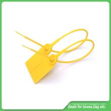 Joints de courroie en plastique, joints de sécurité en plastique