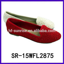 2015 женская обувь фабрика самая дешевая обувь китайская обувь фабрика фарфора