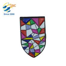 Venda Direta Metal Custom Emblem Souvenir Oem Design