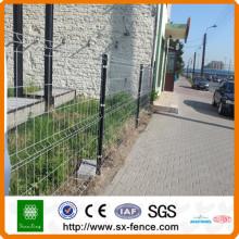 pvc coated garden fence for safe