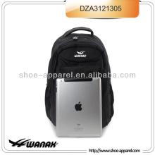 Mochila para portátil negro Ipad tablet