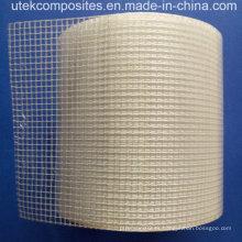 Malla de fibra de vidrio de 55gms con PET 12um para materiales de construcción especiales