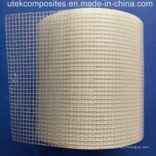 55gms Стекловолоконная сетка с 12um PET для специальных строительных материалов