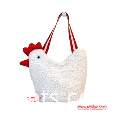 chick plush bag
