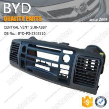 ORIGINAL BYD F3 Parts grille BYD-F3-5305310