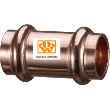 Copper Straight Coupling for Water