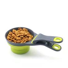 Tigelas comedouro para gatos e cachorrinhos de silicone com alimentação saudável para animais de estimação