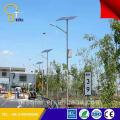 Sistema de iluminação híbrido solar das energias solares da luz de rua 60w 70w 90w 100w do vento 80w