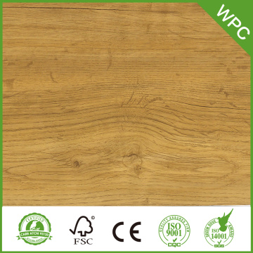 High Stain Resistant WPC คลิกพื้นไวนิล
