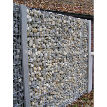 Germany Market 100x100x30cm Galvanized Welded Gabion Wall