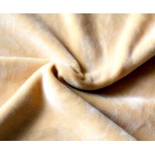 Material de poliéster para tecido de elastano