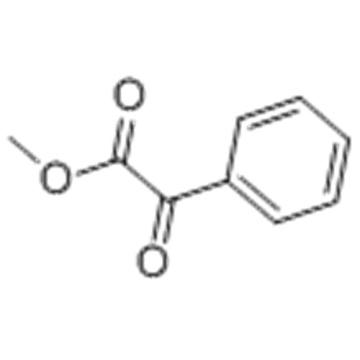Methyl benzoylformate CAS 15206-55-0