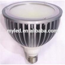 4000k High Lumen Precio de fábrica PAR38 18w LED Spot de iluminación Dimmable
