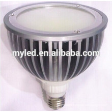 4000k High Lumen Factory Price PAR38 18w LED Spot Lighting Dimmable