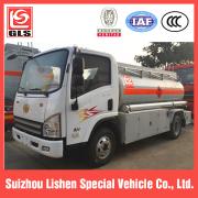 5000L Fuel Tanker Truck