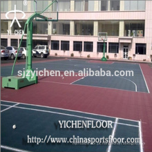 Tênis de borracha ao ar livre tapete de borracha multifuncional esportes tapetes