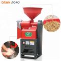DAWN AGRO Fresco Milho Dehusker Máquina De Trituração de Moinho de Arroz Automático para Venda